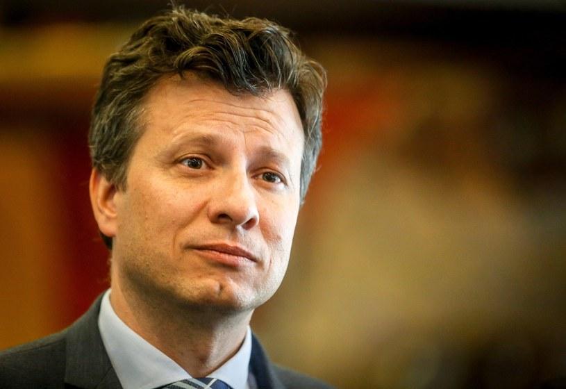 Rzecznik Praw Dziecka Marek Michalak /Karolina Misztal /Reporter
