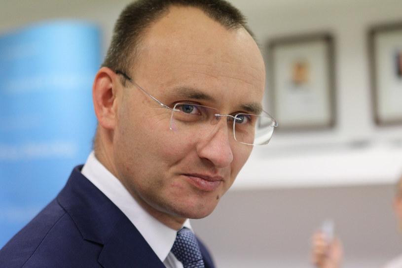 Rzecznik Praw Dziecka Mikołaj Pawlak /Fot. Tomasz Jastrzębowski/REPORTER /East News