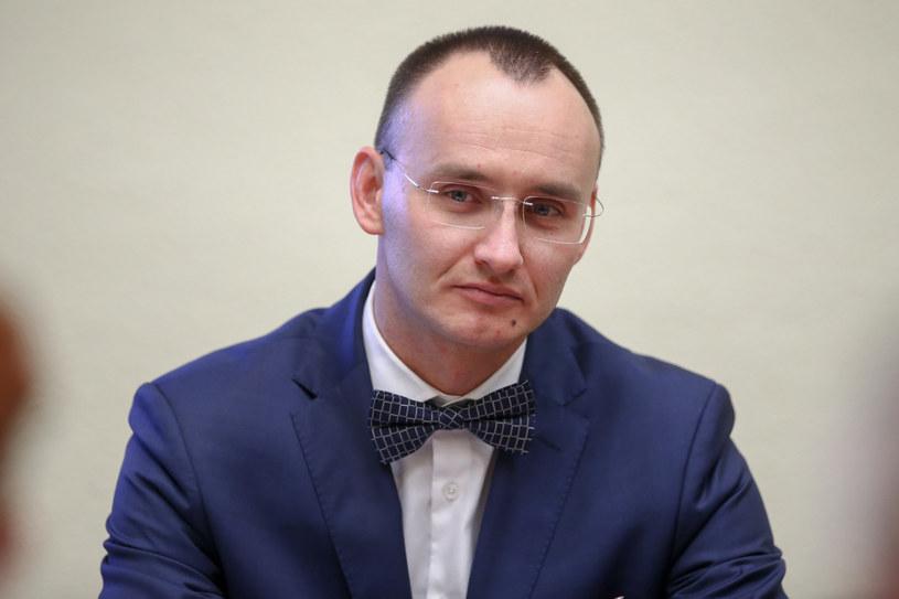 Rzecznik Praw Dziecka Mikołaj Pawlak /Tomasz Jastrzębowski /Reporter