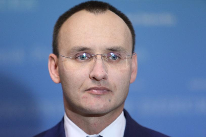 Rzecznik praw dziecka Mikołaj Pawlak /Fot Tomasz Jastrzebowski /Reporter