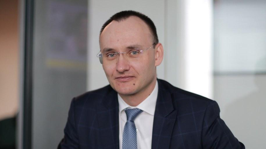 Rzecznik Praw Dziecka Mikołaj Pawlak /Karolina Bereza /Archiwum RMF FM