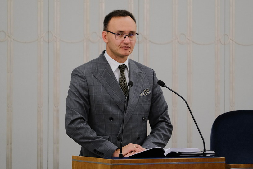 Rzecznik praw dziecka Mikołaj Pawlak /Mateusz Marek /PAP
