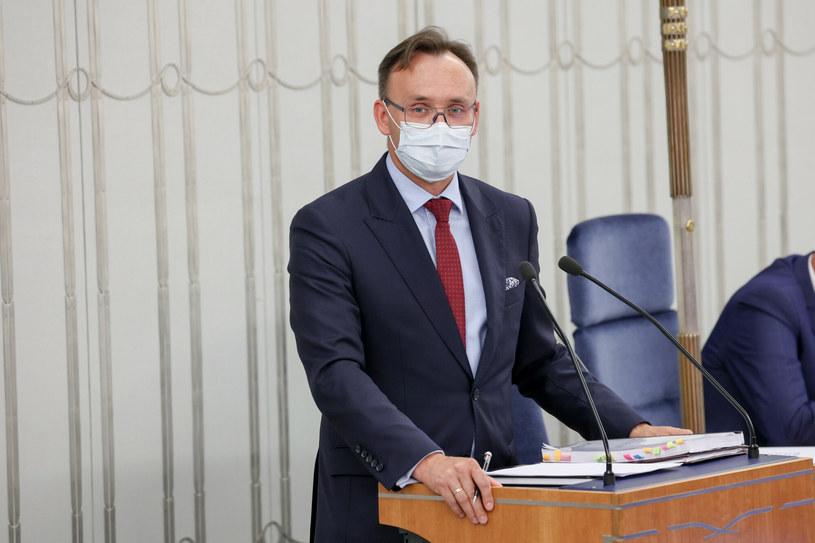 Rzecznik praw dziecka Mikołaj Pawlak /Jacek Dominski/REPORTER /East News