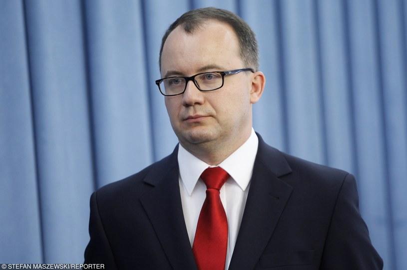 Rzecznik Praw Obywatelskich Adam Bodnar /STEFAN MASZEWSKI/REPORTER /East News