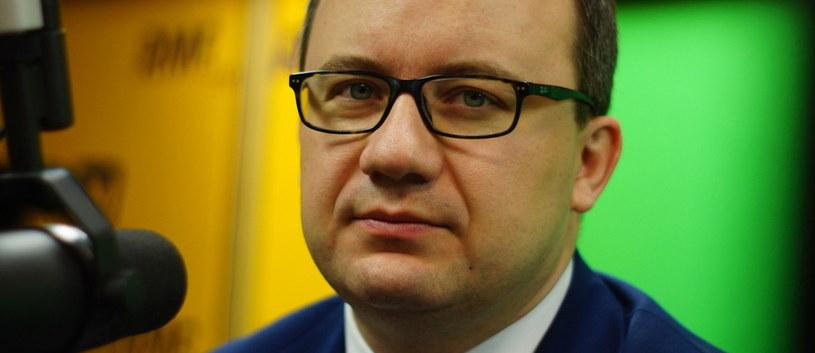 Rzecznik Praw Obywatelskich Adam Bodnar. /RMF FM