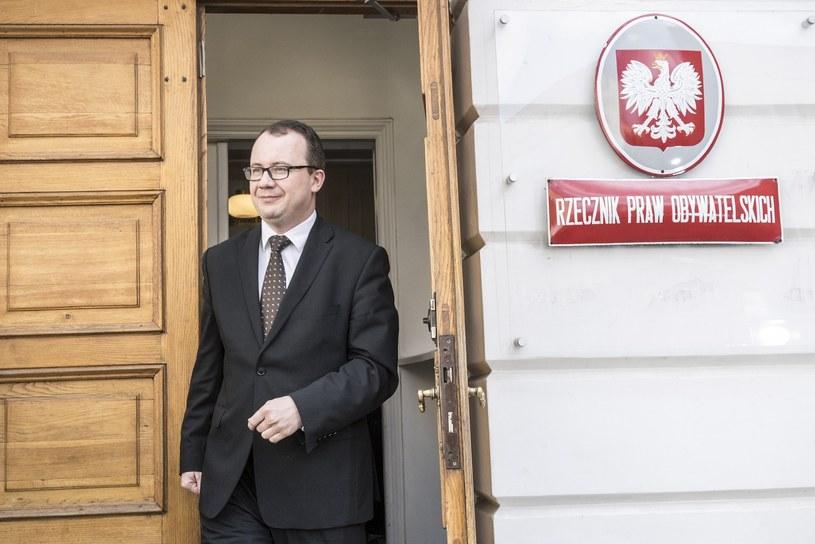 Rzecznik Praw Obywatelskich Adam Bodnar /Jacek Domiński /Reporter