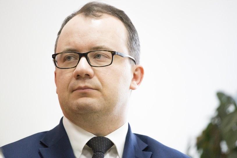 Rzecznik Praw Obywatelskich Adam Bodnar /Maciej Luczniewski /Reporter