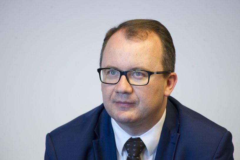 Rzecznik Praw Obywatelskich Adam Bodnar /Wojciech Stóżyk /Reporter