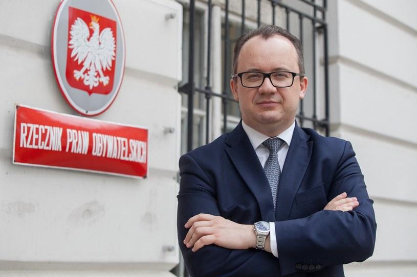 Rzecznik Praw Obywatelskich Adam Bodnar /Stefan Maszewski /Reporter