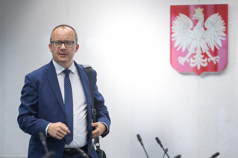 Rzecznik Praw Obywatelskich Adam Bodnar /Tomasz Jastrzębowski /Reporter