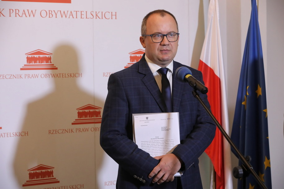 Rzecznik Praw Obywatelskich Adam Bodnar /Wojciech Olkuśnik /PAP