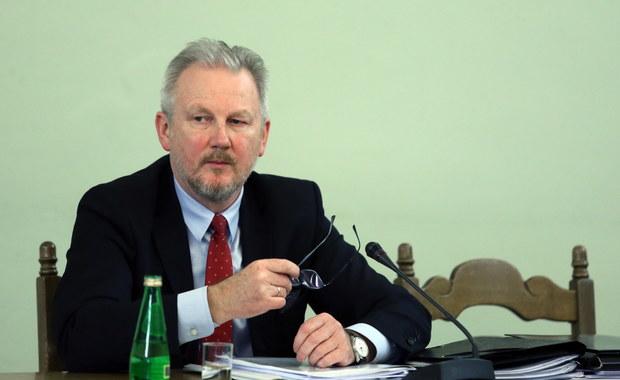 Rzecznik Praw Obywatelskich interweniuje ws. zatrzymania byłego wiceszefa KNF Wojciecha Kwaśniaka