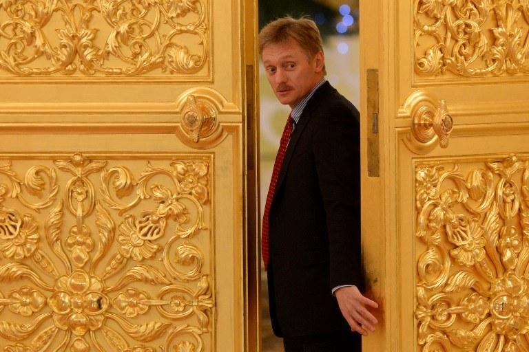 Rzecznik prezydenta Rosji Dmitrij Pieskow /AFP