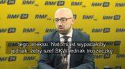 Rzecznik prezydenta ws. ujawnienia aneksu z weryfikacji WSI: Wypadałoby, żeby szef SKW trochę się miarkował