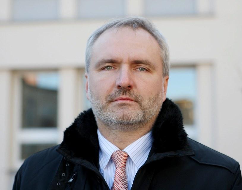 Rzecznik Prokuratury Okręgowej w Częstochowie Tomasz Ozimek /Grzegorz Skowronek /