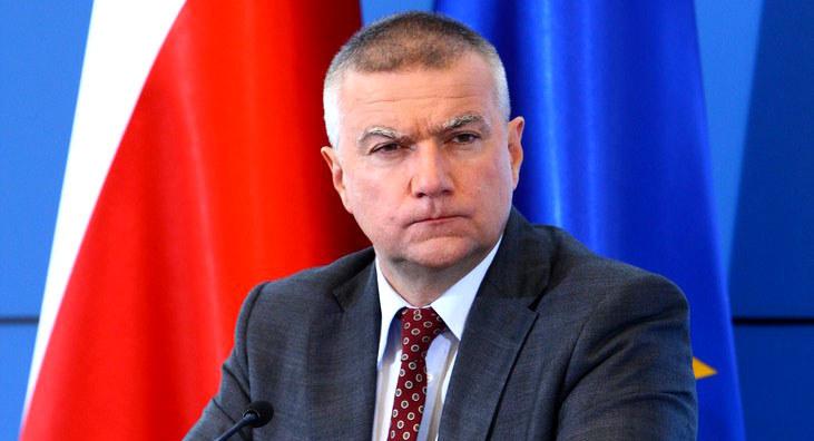 Rzecznik rządu Paweł Graś. /Stanisław Kowalczuk /East News