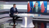 Rzecznik rządu Piotr Müller: Nie planujemy drugiego lockdownu
