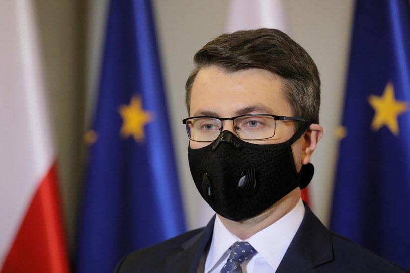 Rzecznik rządu Piotr Müller /Paweł Supernak /PAP