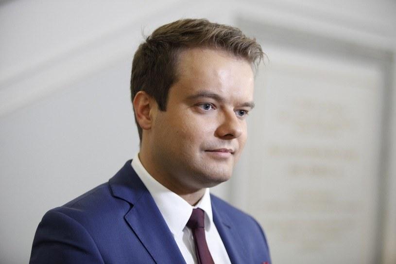 Rzecznik rządu Rafał Bochenek / Stefan Maszewski  /Reporter