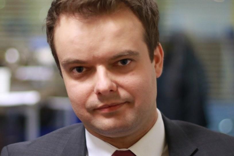 Rzecznik rządu Rafał Bochenek /Michał Dukaczewski /RMF FM