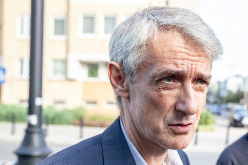 Rzecznik Sądu Najwyższego Michał Laskowski /Grzegorz Banaszak /Reporter
