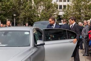 """""""Rzeczpospolita"""": Prezydent słabo chroniony. Jeździł taxi"""
