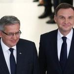 """""""Rzeczpospolita"""": Spór o finanse prezydenta Komorowskiego"""