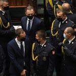 """""""Rzeczpospolita"""": Straż Marszałkowska z emeryturami znacznie wyższymi niż policja"""