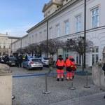 """""""Rzeczpospolita"""": Wjechał w bramę Pałacu Prezydenckiego, kary nie poniesie"""
