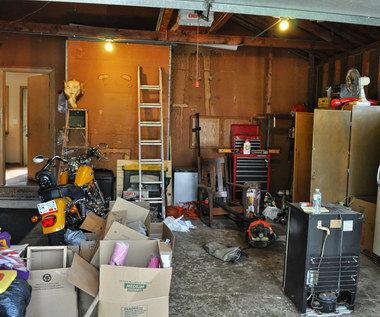 Rzeczy, których nigdy nie powinnaś trzymać w garażu!