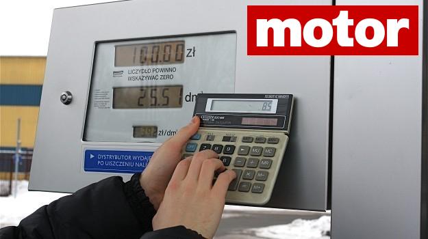 Rzeczywiste wyniki zużycia paliwa znacznie odbiegają od deklaracji producentów. /Motor