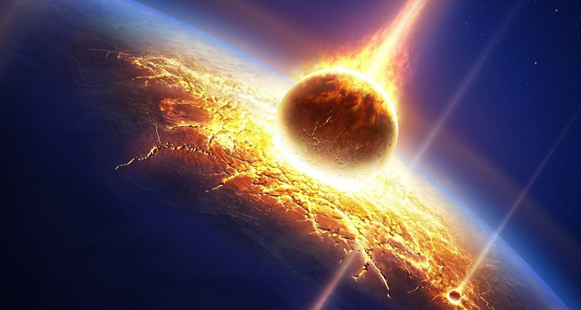 Rzeczywistość to nie film fantastyczno-naukowy - Ziemia nie jest przygotowana na takie zdarzenie /123RF/PICSEL