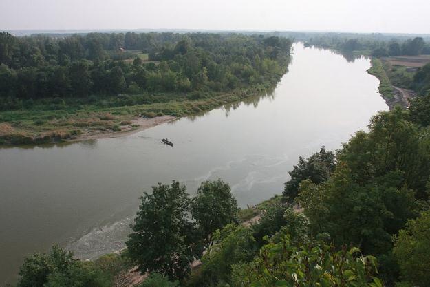 Rzeka Bug / fot. J. Wajszczak /Reporter