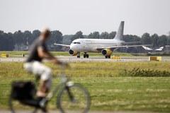 Rzekomo porwany samolot lądował w Amsterdamie