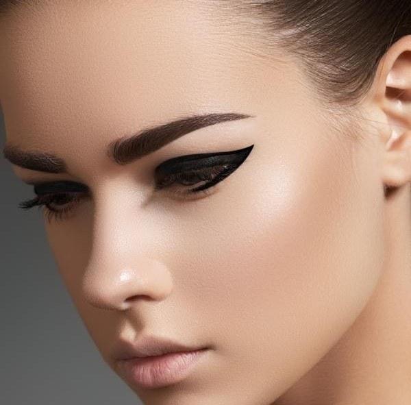 rzęsy makijaż /© Photogenica