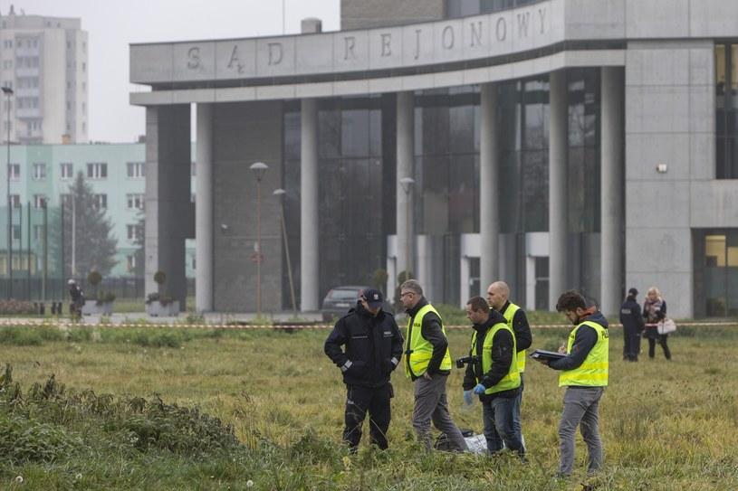Rzeszów: Miejsce, w którym doszło do zdarzenia /Grzegorz Bukala /Reporter
