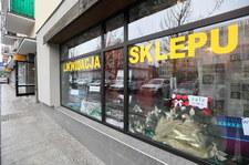 Rzeź małych sklepów