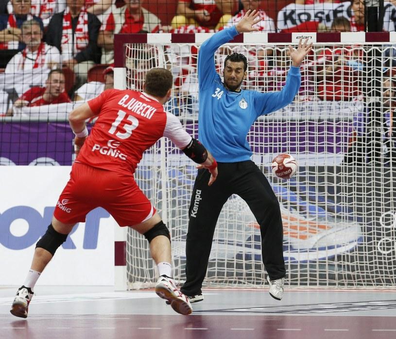 Rzuty karne były zmorą Polaków w meczu z Arabią Saudyjską /PAP/EPA