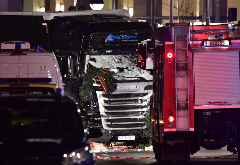 Rzym obawia się powtórki z Berlina /AFP