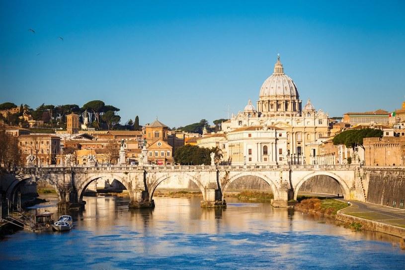 Rzym to miasto, które odwiedzić trzeba przynajmniej raz w życiu /123RF/PICSEL