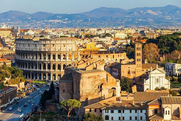 """Rzym: Włosi narzekają na """"presję fiskalną"""" państwa /©123RF/PICSEL"""