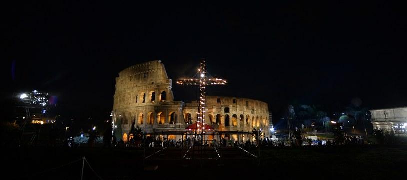 Rzym /AFP