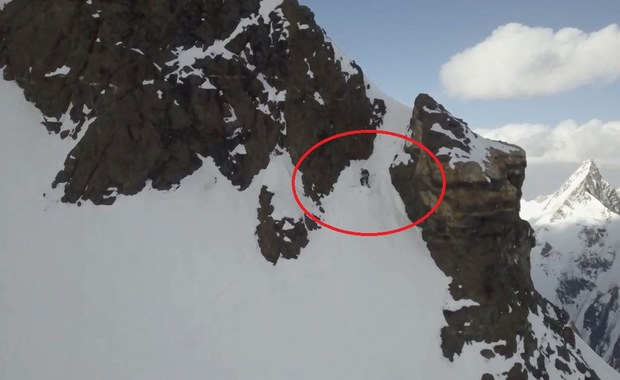 Są filmy z historycznego zjazdu Andrzeja Bargiela z K2! To trzeba zobaczyć!