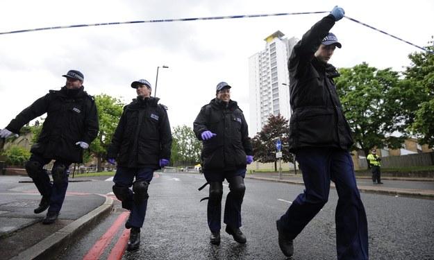 Są kolejni zatrzymani w sprawie brutalnego morderstwa w Londynie /ACUNDO ARRIZABALAGA /PAP/EPA