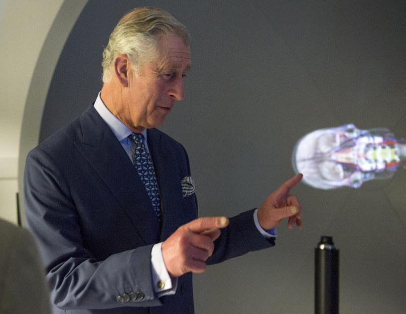 Są kontrowersje wokół biografii księcia Karola /AFP