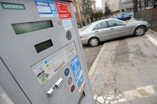 Są lepsze metody płacenia za postój niż parkomat / Fot: Wojciech Stróżyk /Reporter