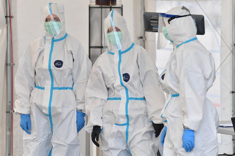 Są najnowsze dane z Ministerstwa Zdrowia /Wojciech Strozyk/REPORTER /Reporter