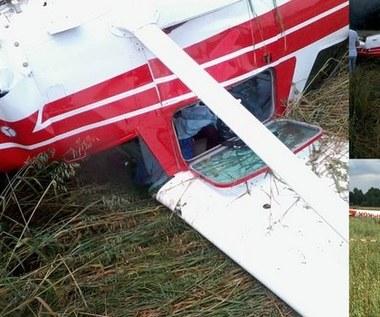 Są pierwsze hipotezy ws. zderzenia dwóch samolotów