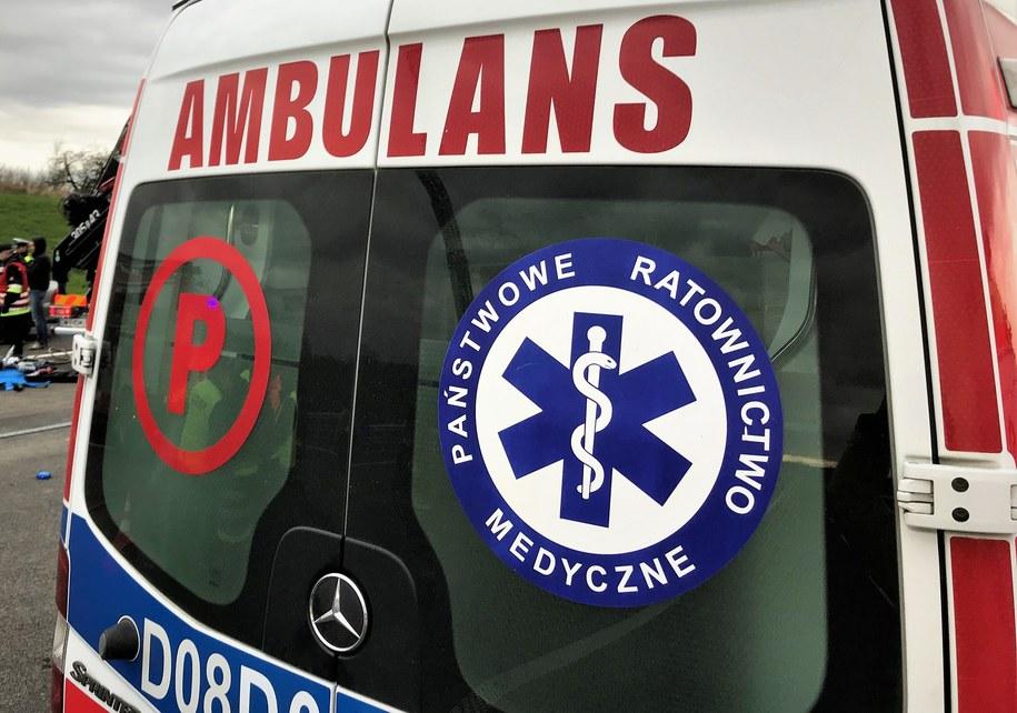 """Są ranni w wypadku na krajowej """"ósemce"""". Zdj. ilustracyjne /Archiwum RMF FM"""