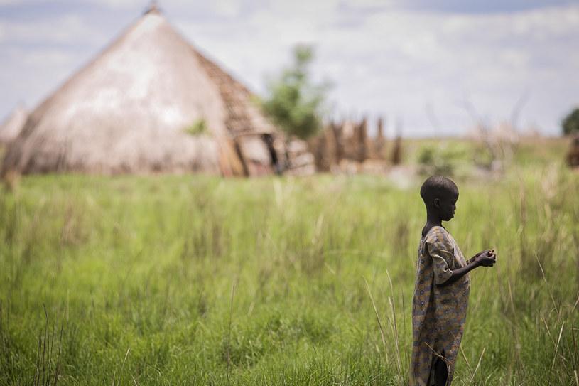 """""""Są rodziny, które od ponad tygodnia nic nie jadły"""" - mówi Aleksandra Zabłocka,  która na co dzień zajmuje się koordynacją projektów humanitarnych w Sudanie Południowym /Marcin Suder /"""